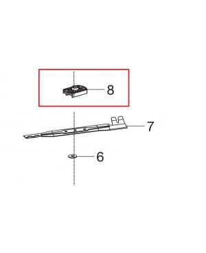 Адаптер ножа для газонокосилки Gardena PowerMax Li-40/41 (00057-96.845.01)