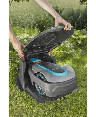 Навіс зарядної станції для робот газонокосарок Gardena smart SILENO city 250, SILENO city 500, R50Li, R70Li, R80Li (04007-60)
