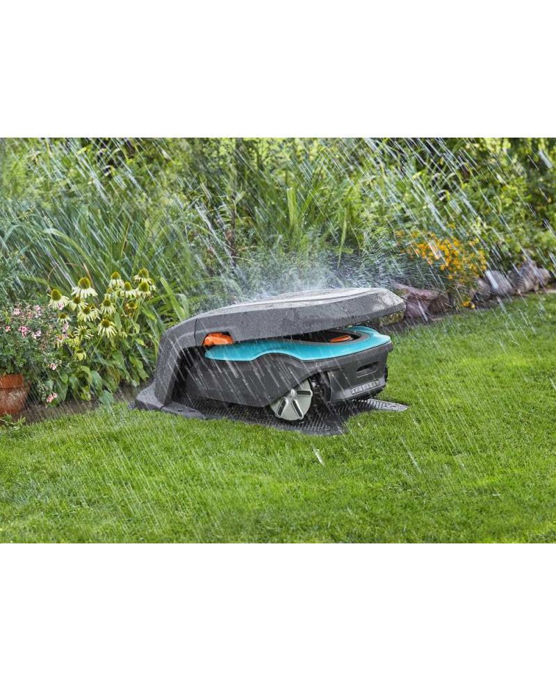 Навес зарядной станции для робот газонокосилок Gardena Sileno+ (04011-20)