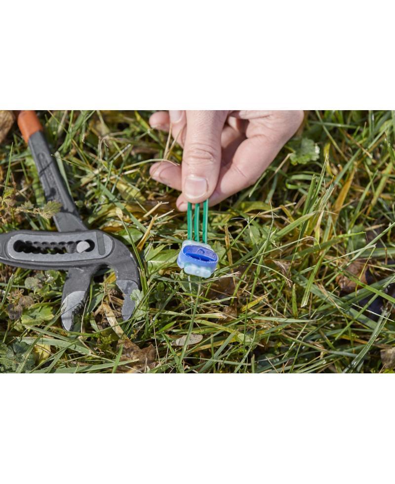 Клеми-з'єднувачі обмежувального дроту Gardena (04089-20)