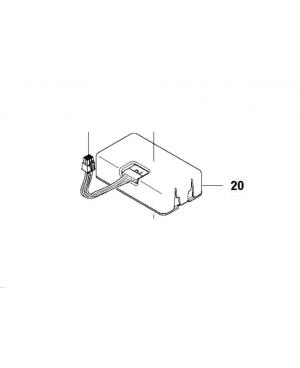 Аккумулятор Li-Ion 18 В 2.1 Ач для Gardena SILENO city (5929683-01)