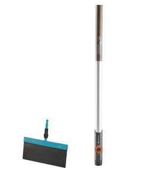 Скребок для льоду і снігу Gardena Combisystem 30 см і дерев'яна ручка 130 см (03251-30)