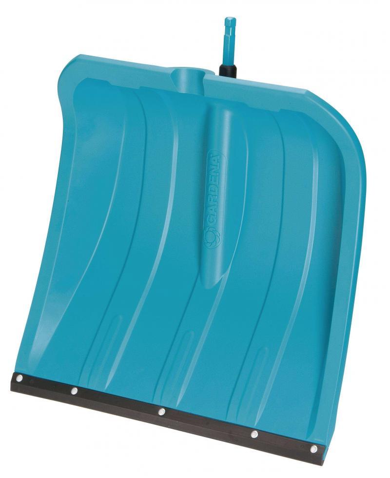 Лопата для прибирання снігу Gardena Combisystem 40 см з пластиковою кромкою (03240-20)