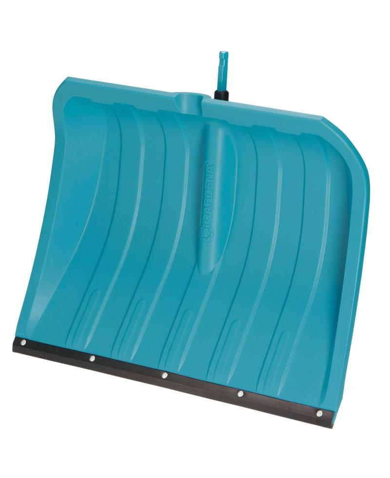 Лопата для прибирання снігу Gardena Combisystem 50 см з пластиковою кромкою (03241-20)