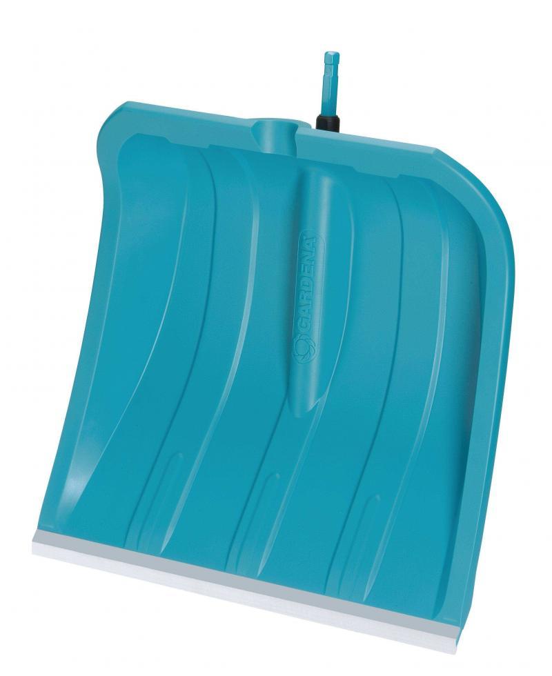 Лопата для прибирання снігу Gardena Combisystem 40 см з кромкою з нержавіючої сталі (03242-20)