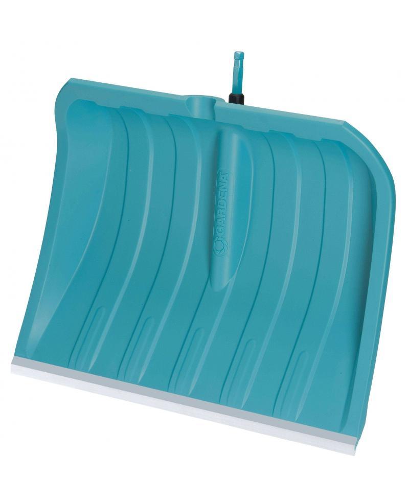 Лопата для прибирання снігу Gardena Combisystem 50 см з кромкою з нержавіючої сталі (03243-20)